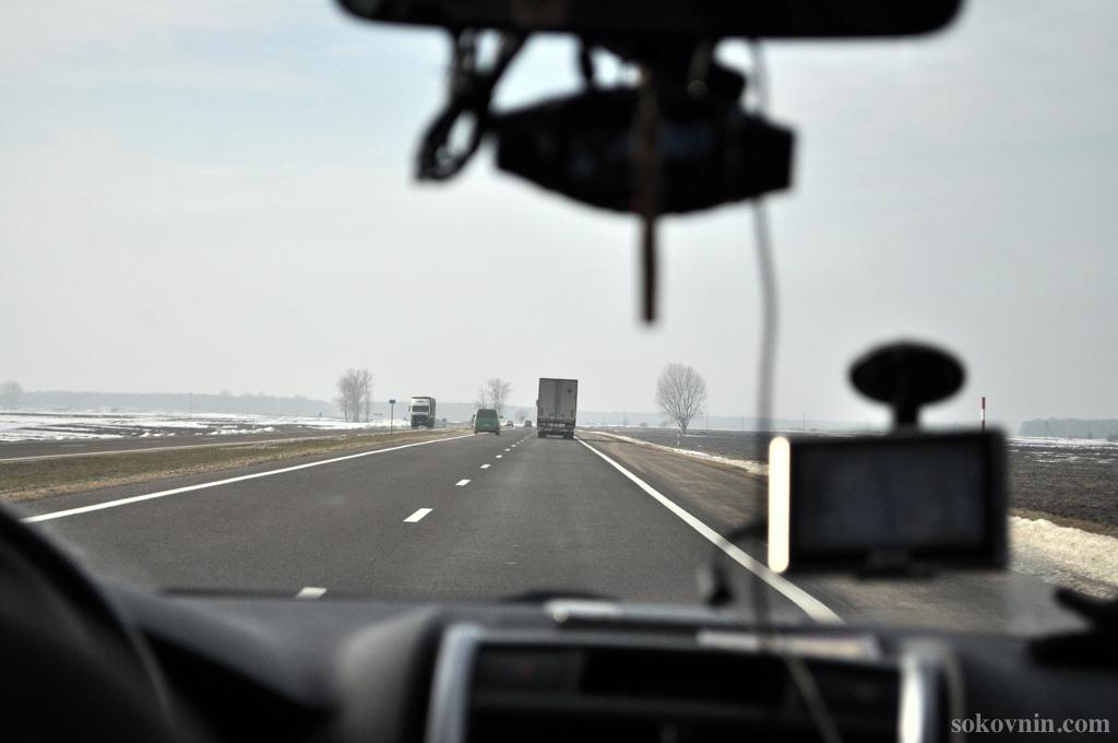 Дорога в Закопане через Брест