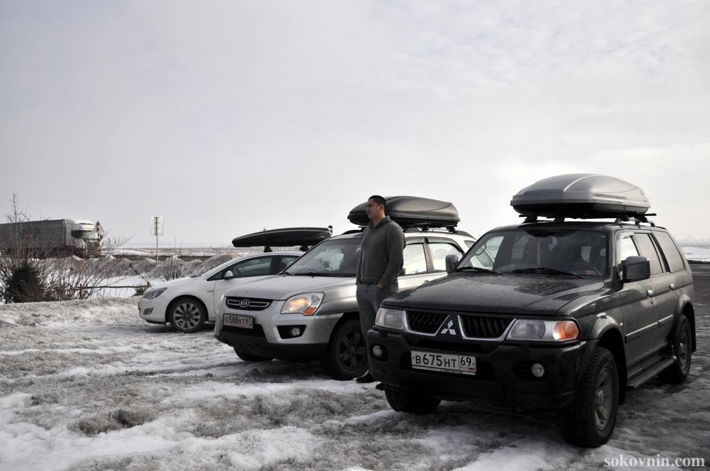 Поездка в Закопане на машине