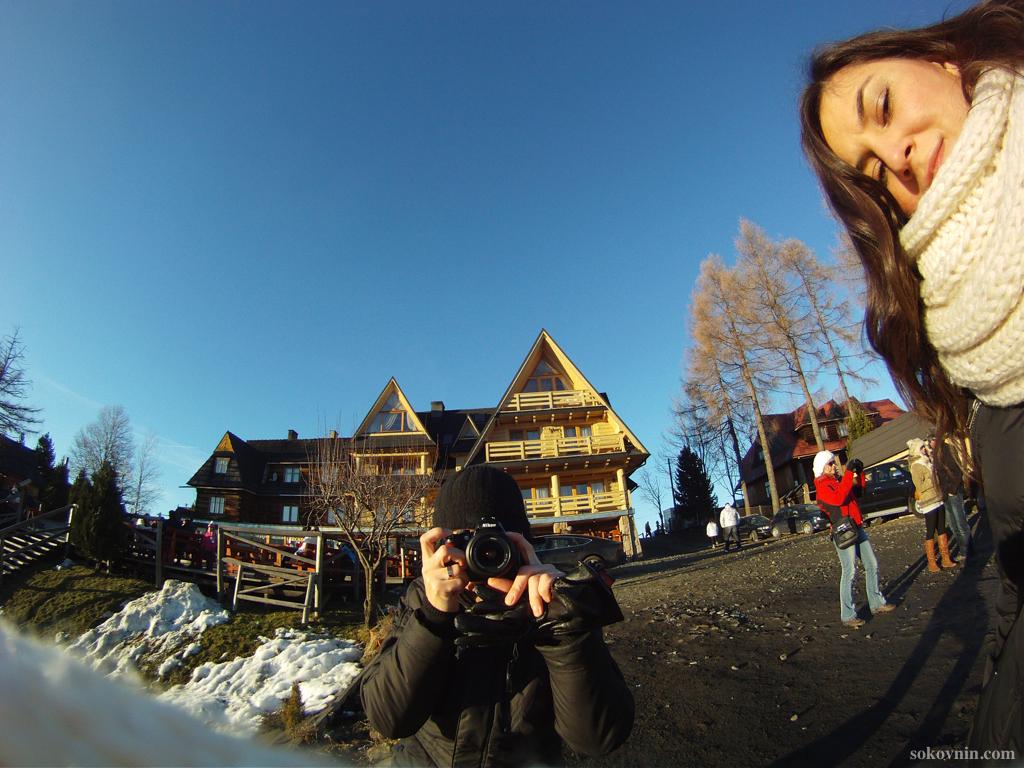 Экшн камера GoPro Hero