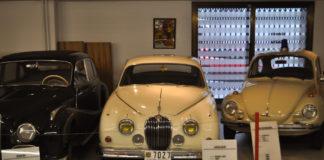 Автомобильный музей в Андорре