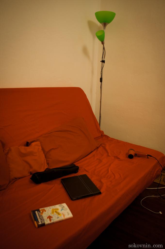 Недорогая квартира в Барселоне