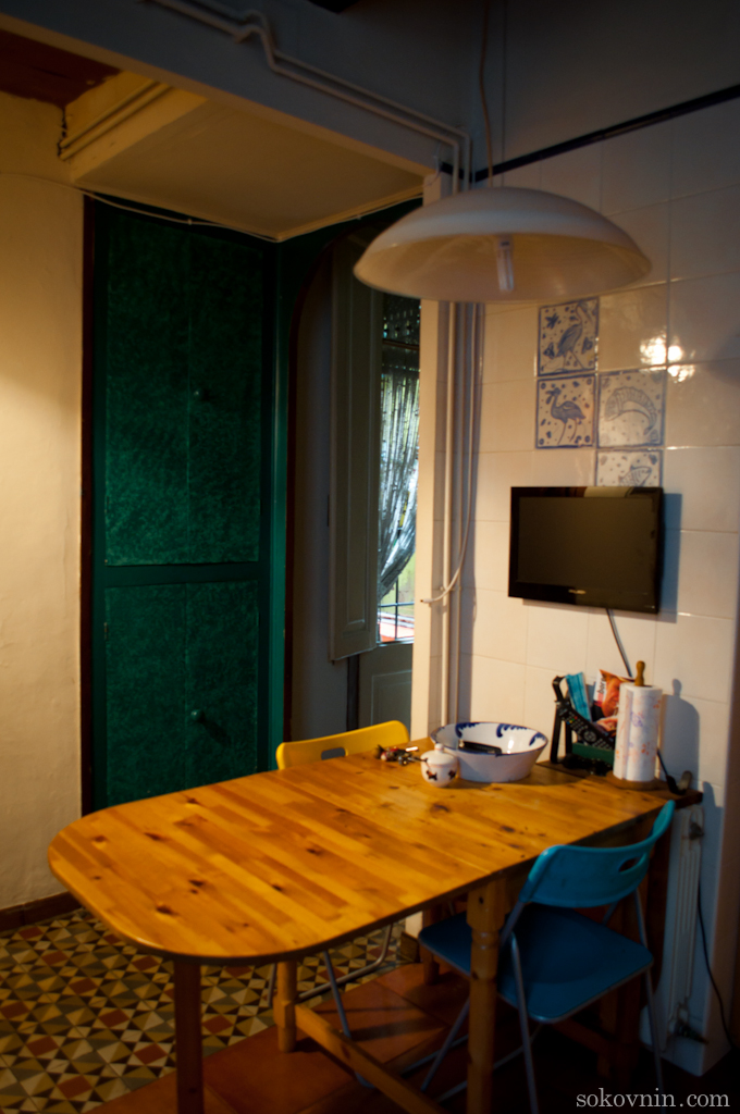 Кухня в нашей квартире