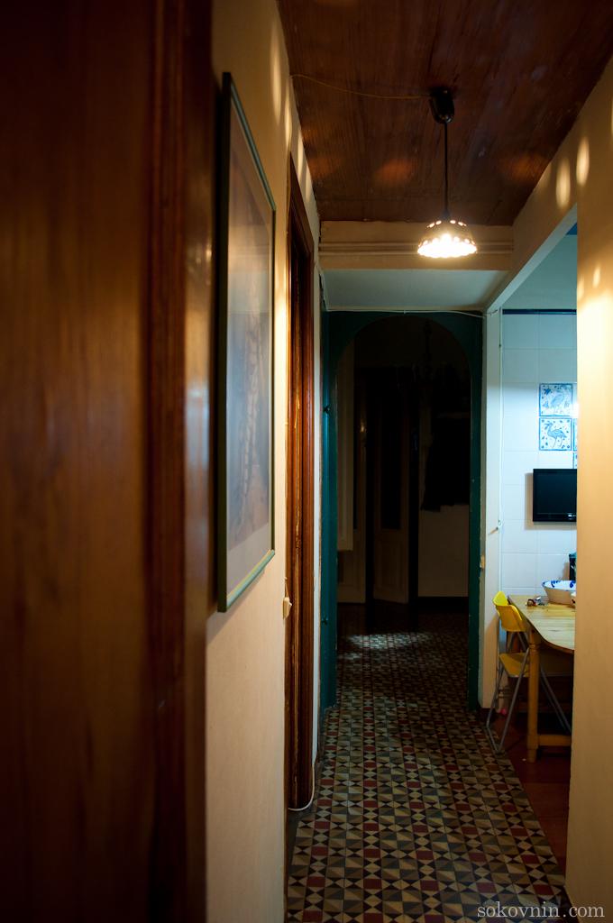 Корридор в квартире