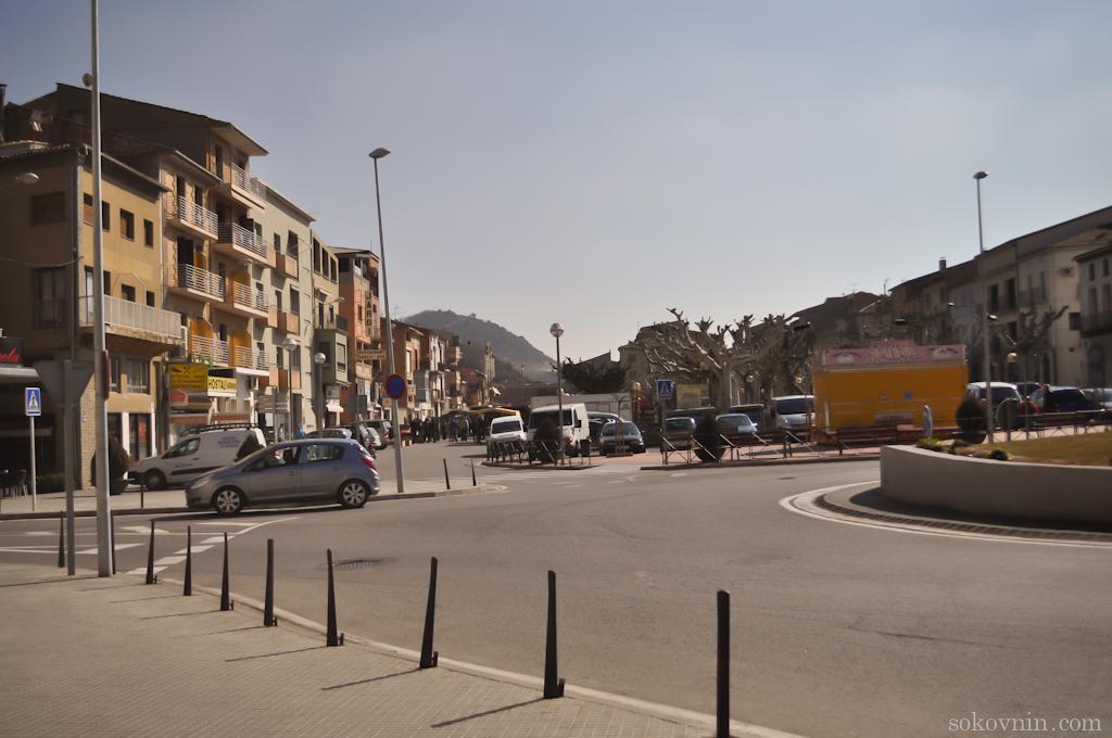 По дороге в Андорру