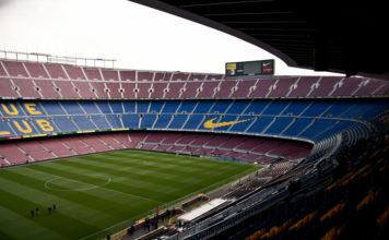 Стадион Camp Nou Barcelona