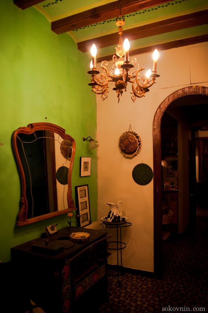 Наша квартира в Барселоне