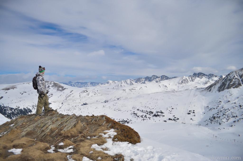 Горные вершины Андорры