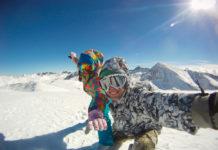 Фото с горнолыжного курорта Андорра