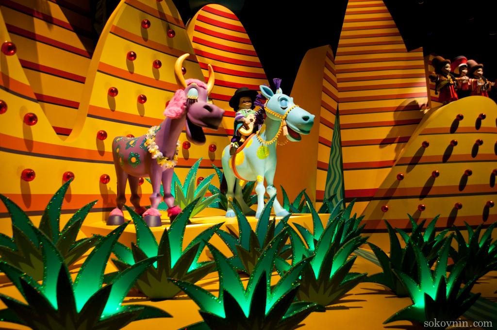 Поющая лошадь и корова