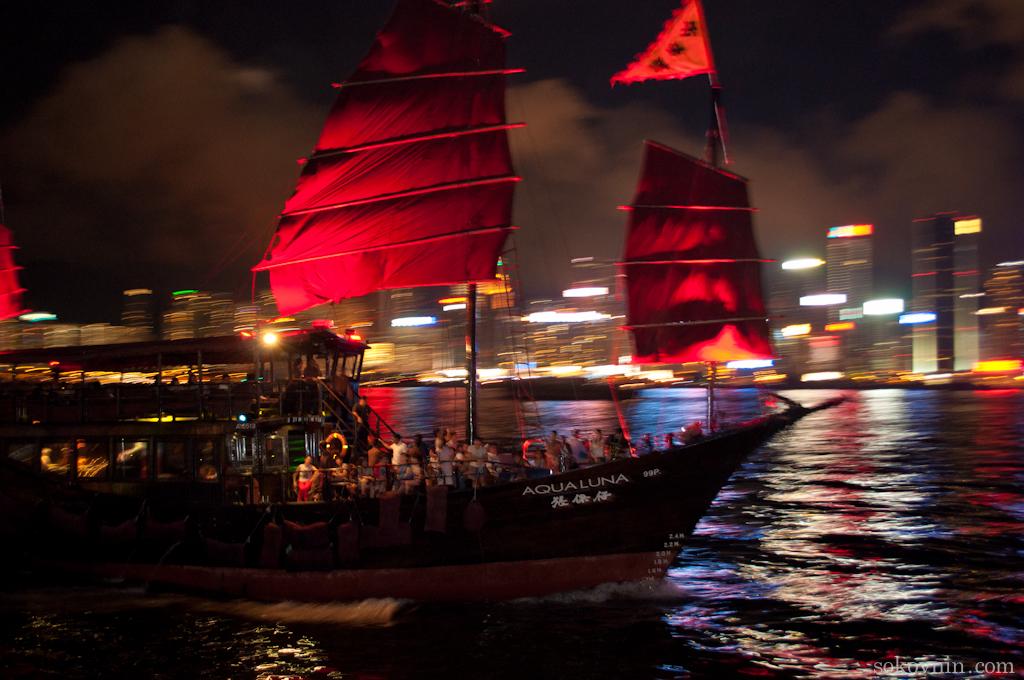 Гонконгский корабль