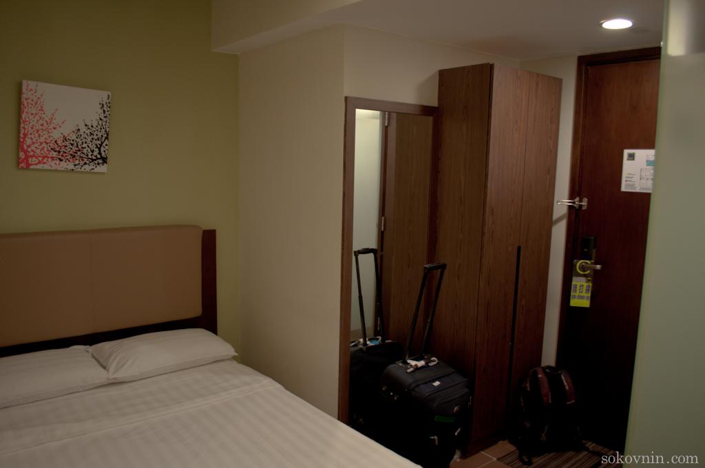 Отель CASA в Гонконге