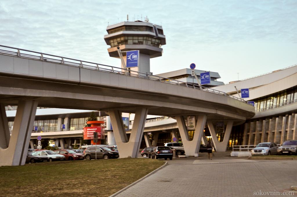 Фотография аэропорта Минск 2