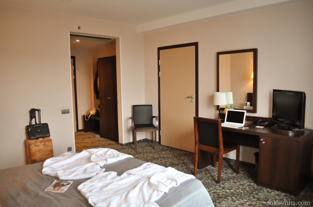 Халаты для проживающих в отеле