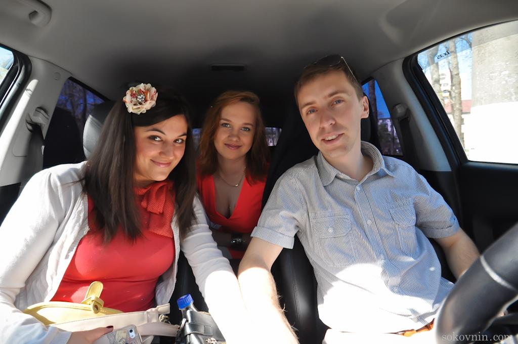 Поездка в Витебск на машине на один день