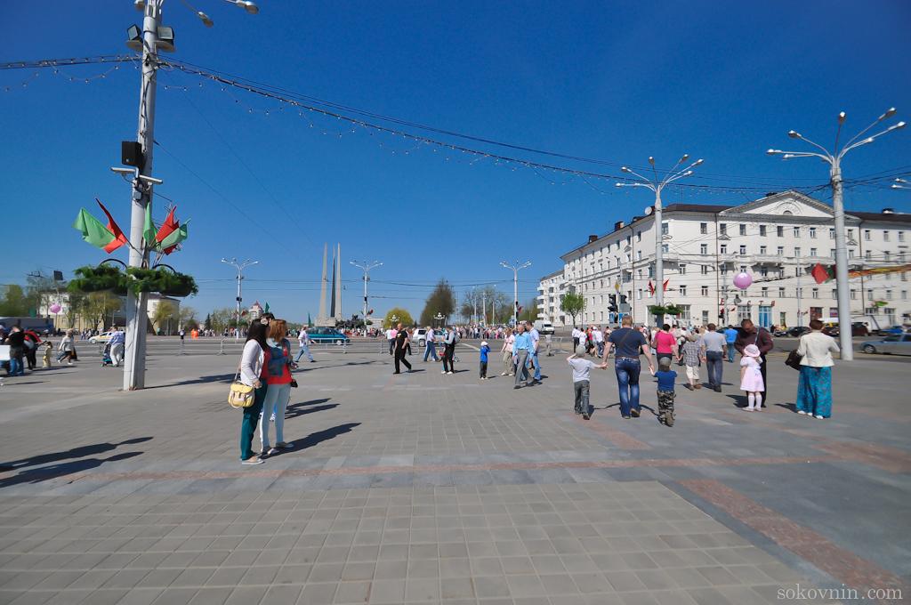 Гуляем по Витебску