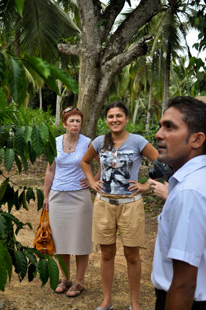 Сад специй на Шри-Ланке