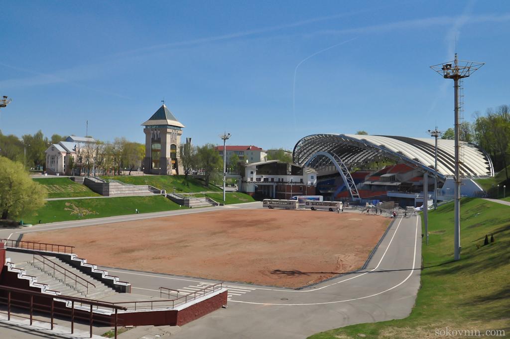 Концертная площадка Летний Амфитеатр в Витебске