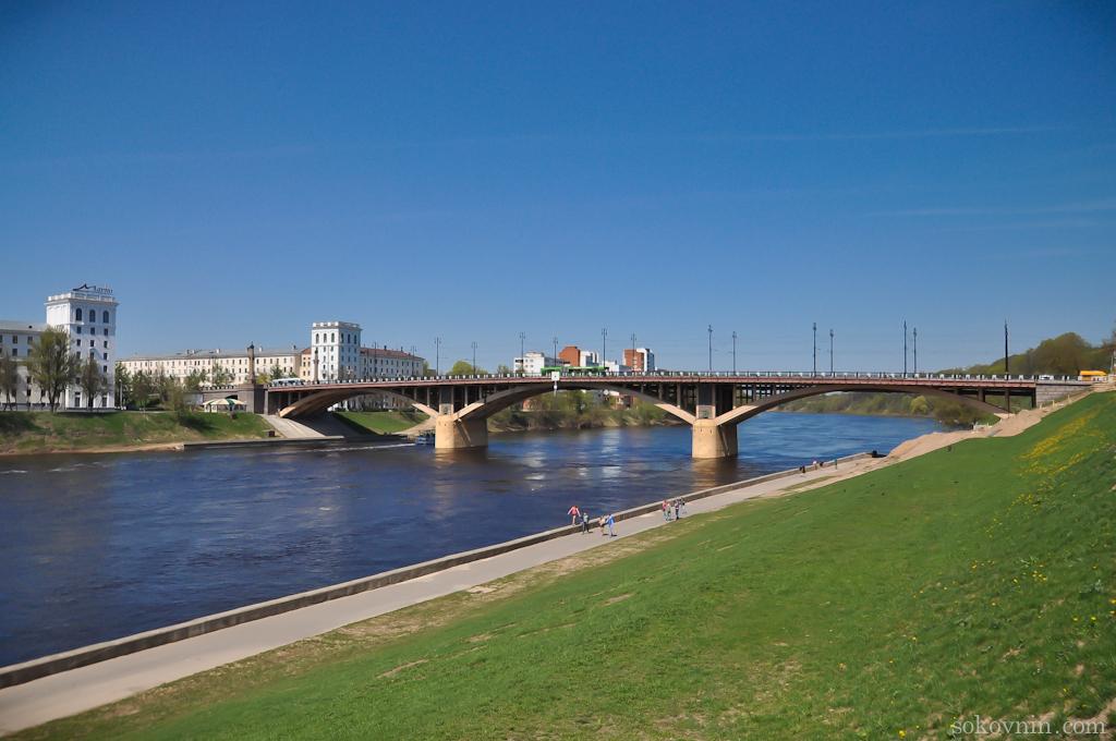 Мост через Западную Двину