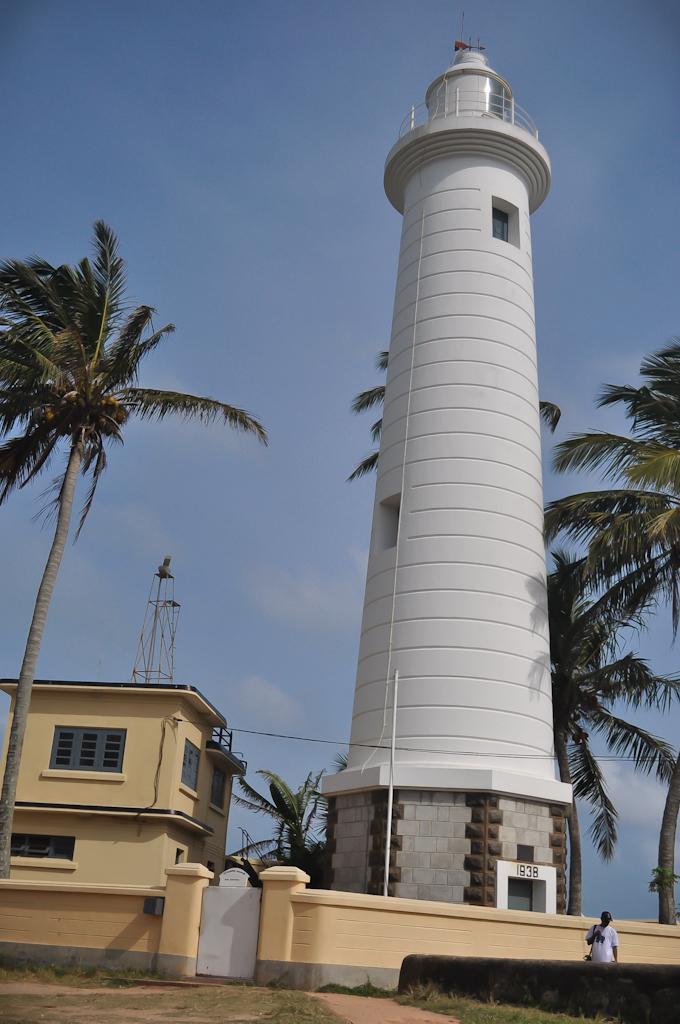Маяк на Шри-Ланке