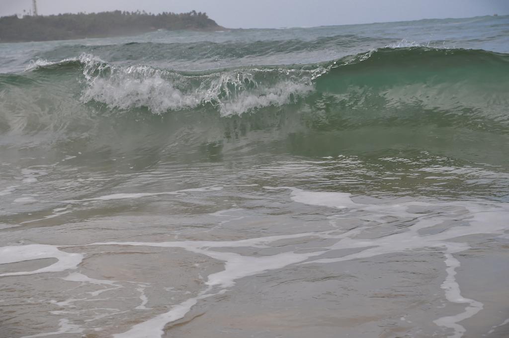 Шриланкийские волны