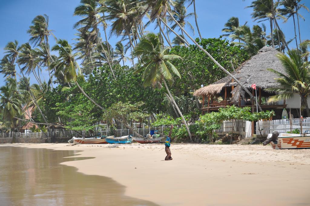 Пляж Dickwella Resort