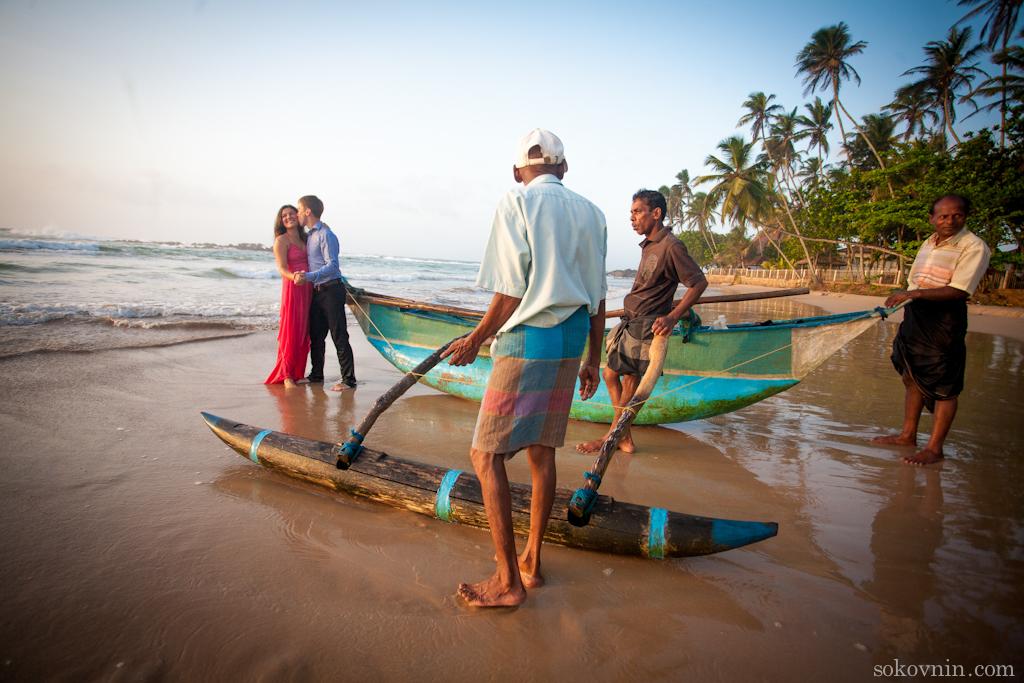 Наше Love Story на Шри-Ланке