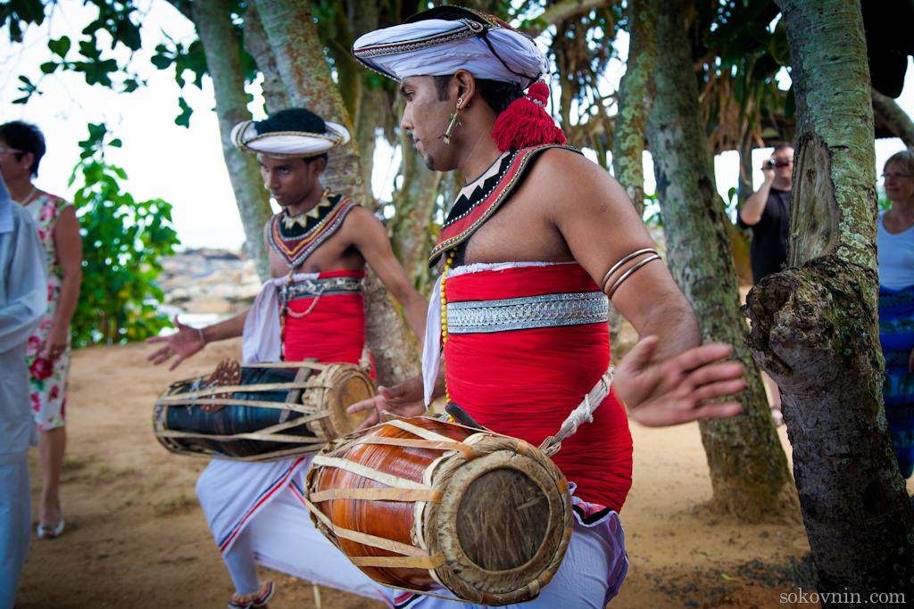 Традиционные Шри-Ланкийские барабаны