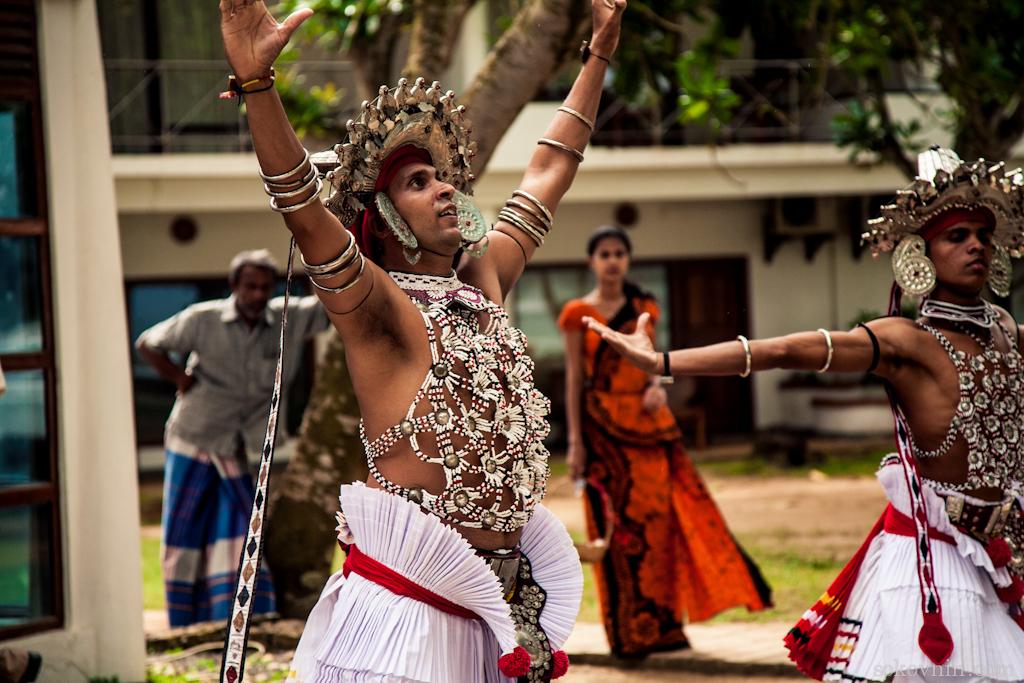 Танец на Шри-Ланке