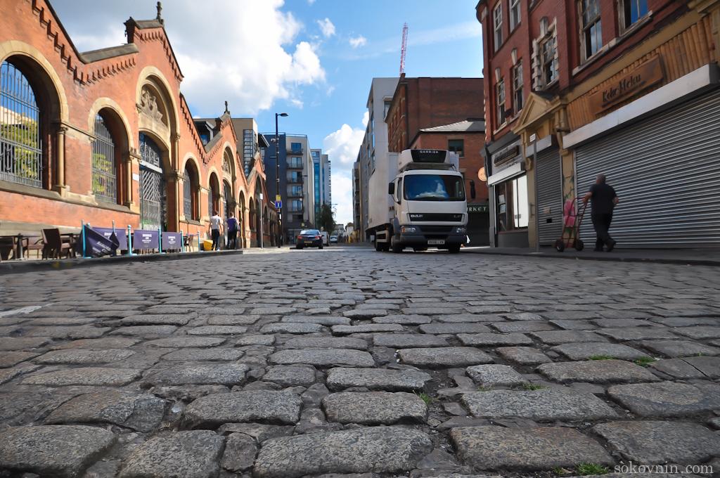 Улица в Манчестере