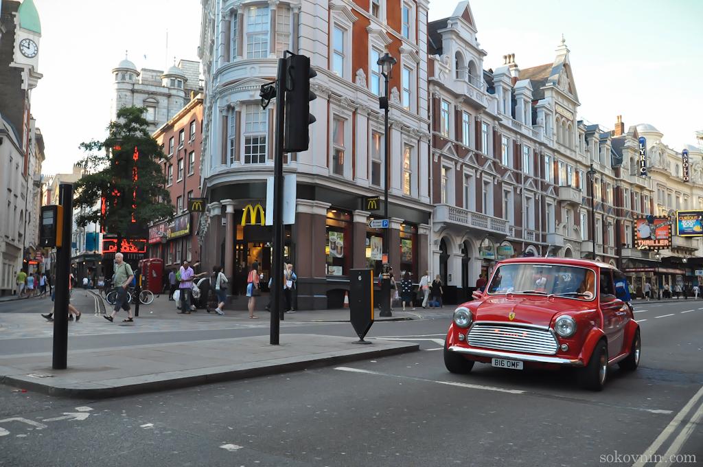 Старый Лондон