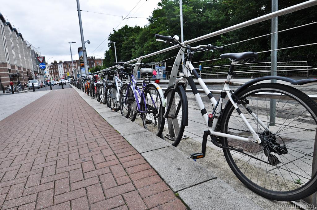 Велосипеды в Ирландии