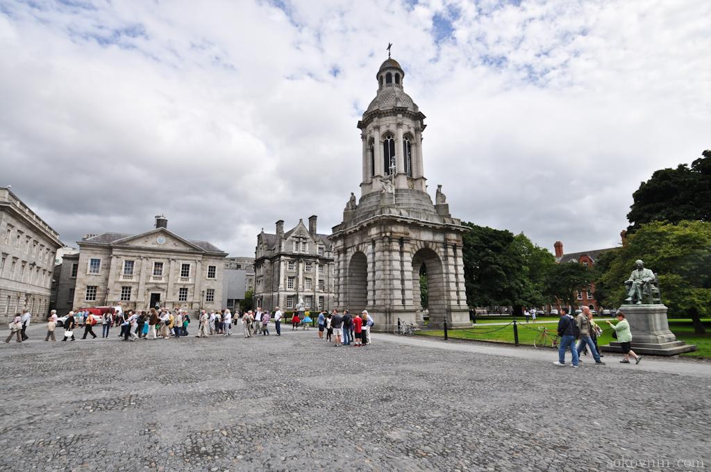 Красивый Дублин