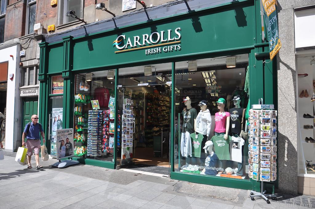 Магазин сувениров Carrols