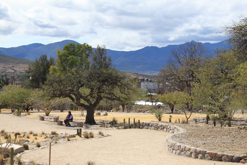 Археологический комплекс Митла, Мексика