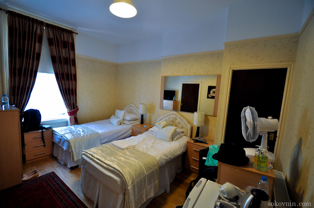 Grove Suites -  наш отель в Ливерпуле