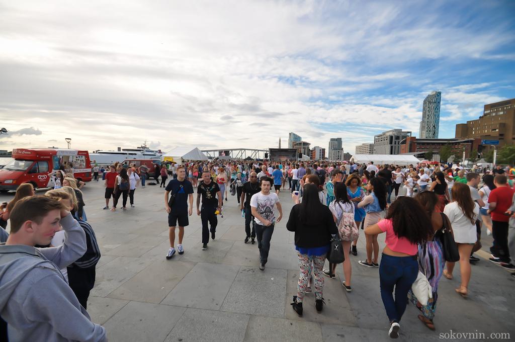 Фестиваль Liverpool Pride