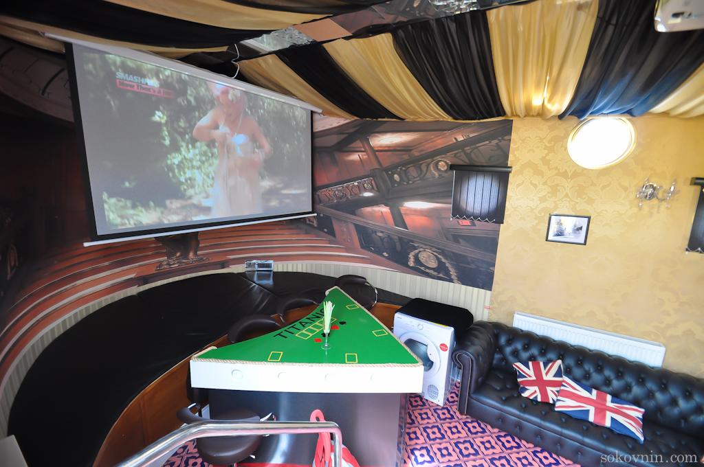 Отель Титаник в Ливерпуле