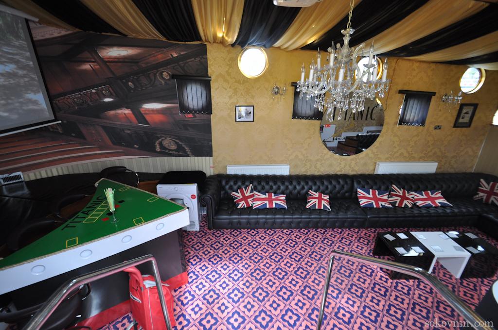 Дорогой отель в Ливерпуле