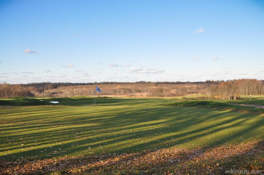 Закрытый гольф-клуб в усадьбе Лафер
