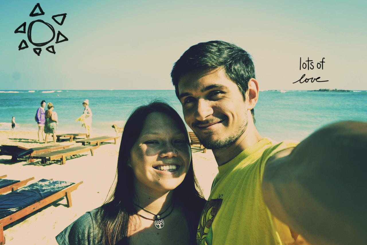 Семён и Ксения - создатели сайта Freeliving