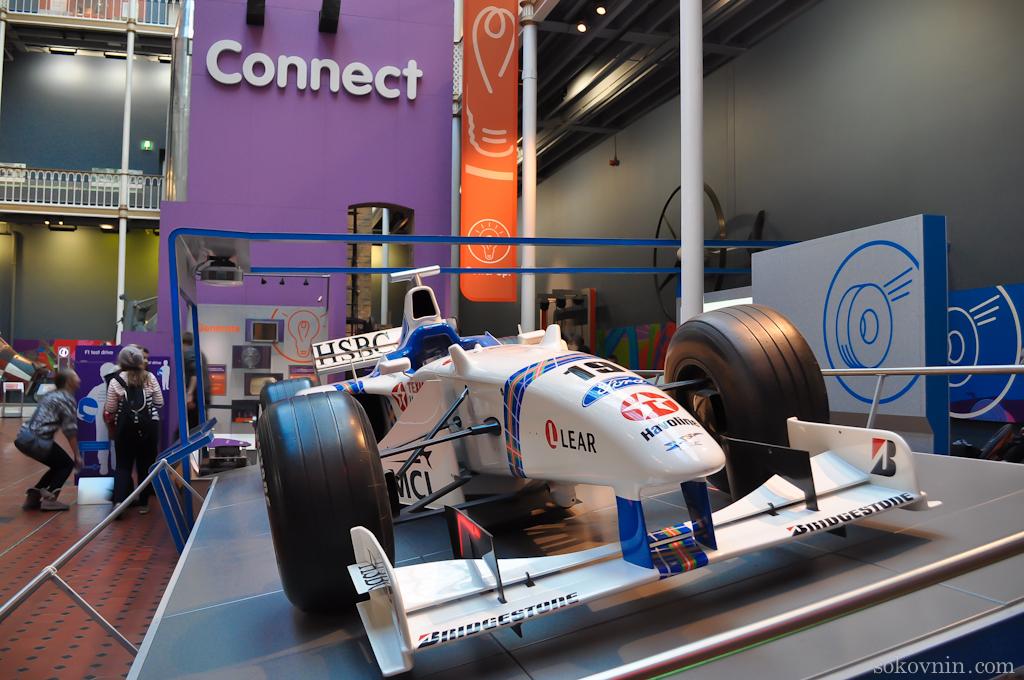 Формула 1 в шотландии