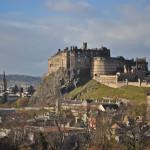 Национальный музей и замок Шотландии + видео