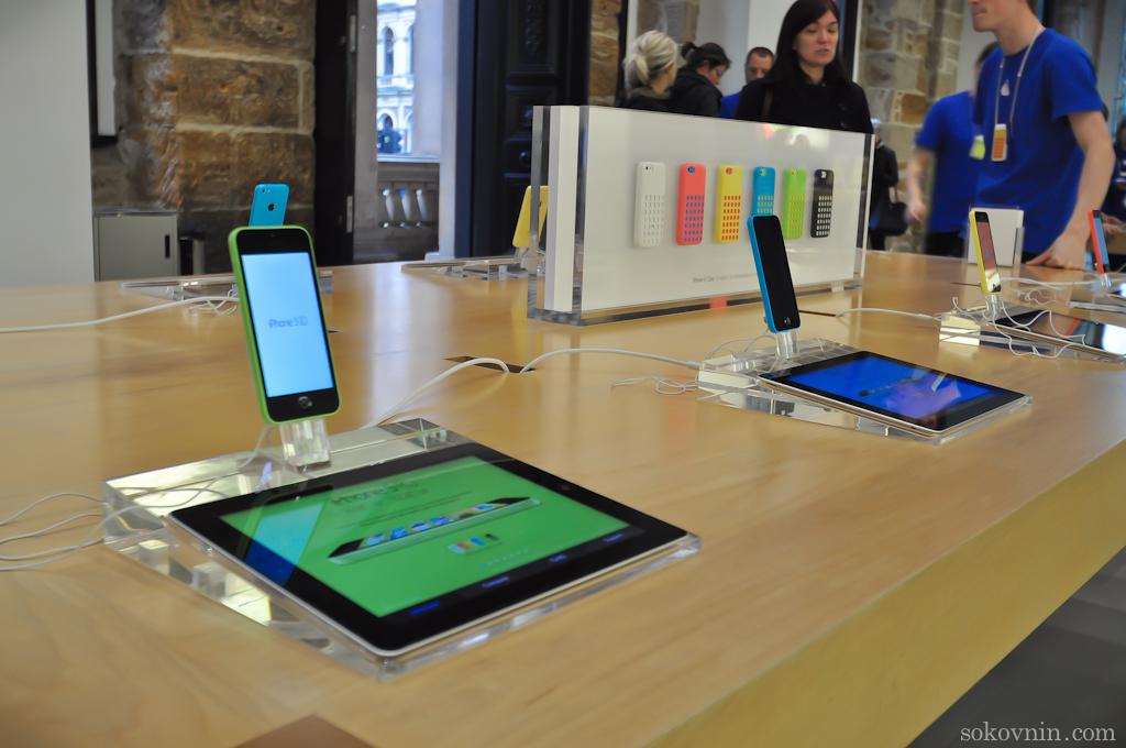 Купить iPhone 5C в Шотландии