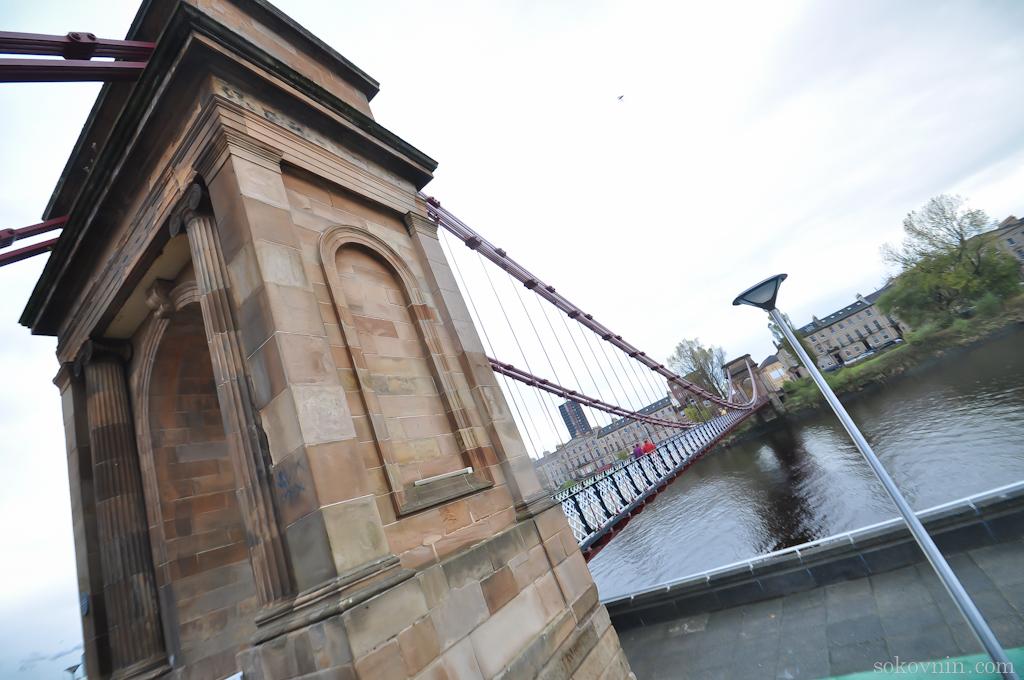 Мост в Глазго