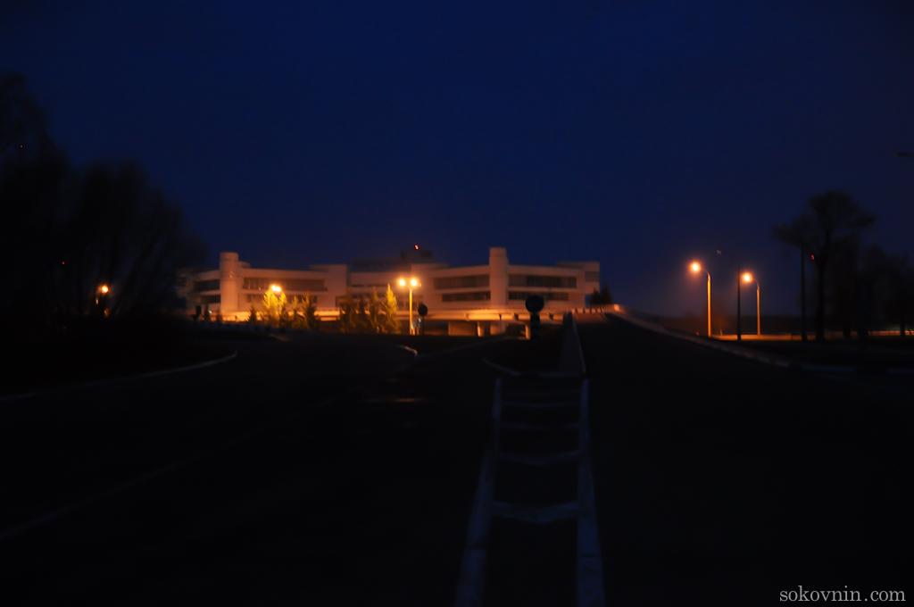 Аэропорт в Бресте