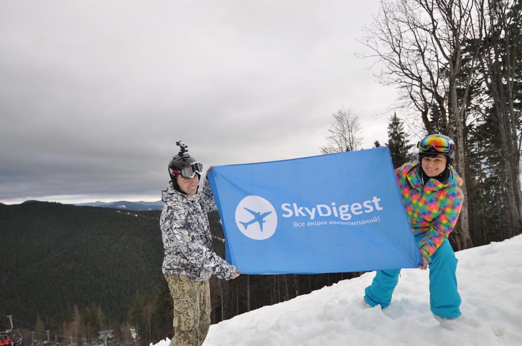 Фотка с флагом Skydigest.ru