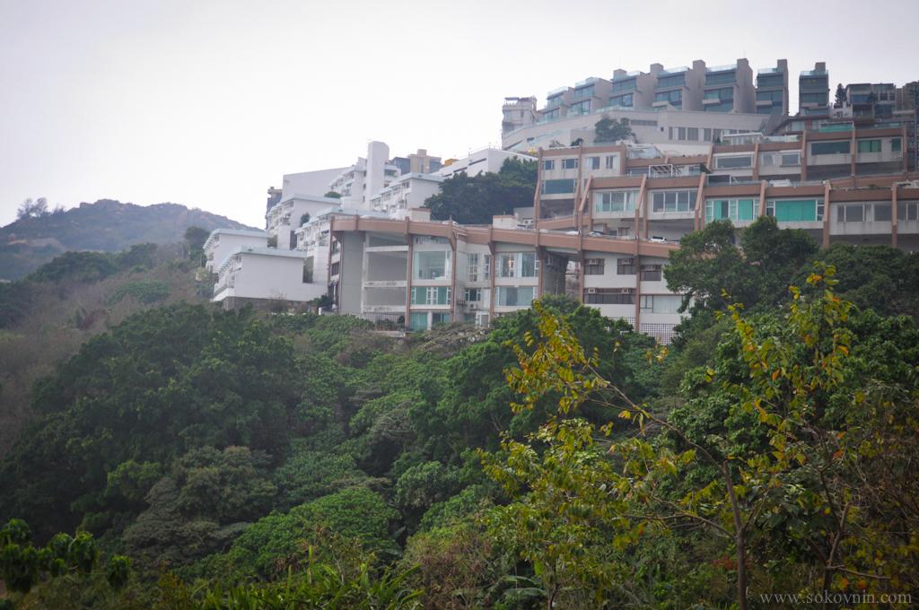 Дорогие виллы в Гонконге