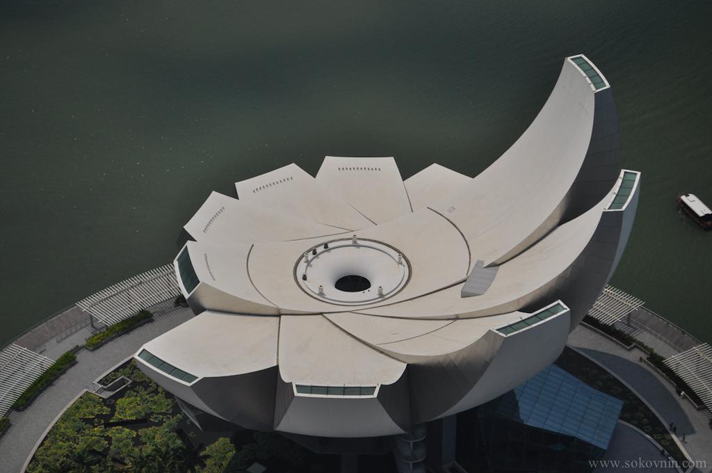 Музей науки в сингапуре