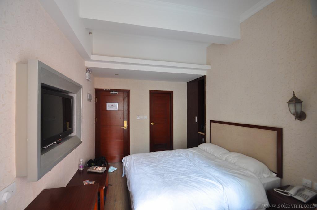 Наш номер в отеле Макао
