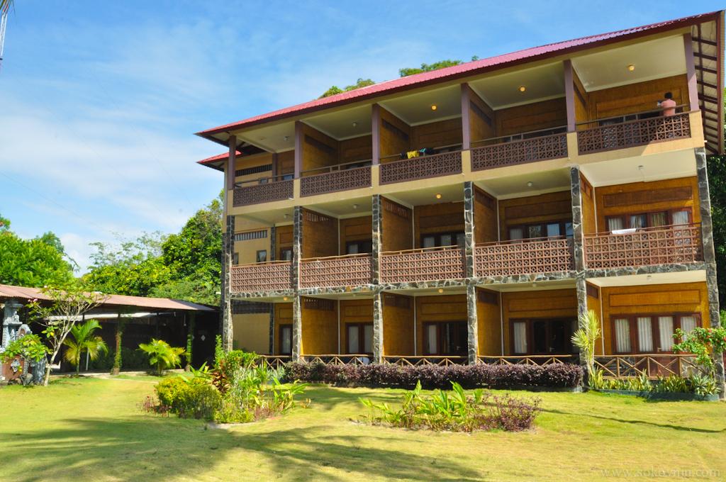Отель на Бинтане